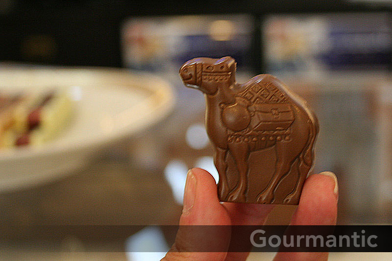 Al Nassma single Camel chocolate