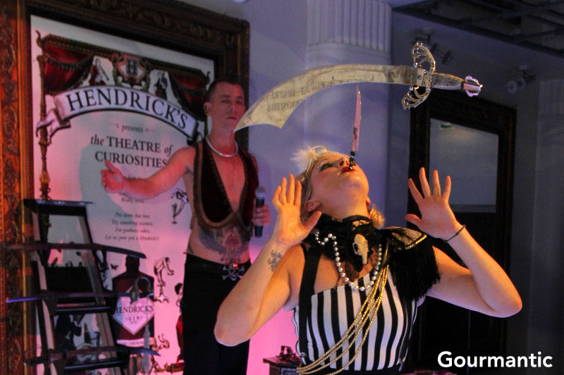 Hendrick's Gin Theatre of Curiosities