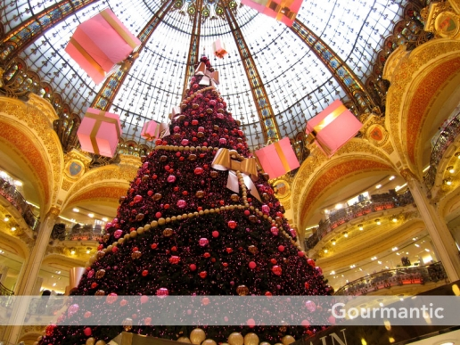 Galeries Lafayette Noel 2009 Window Display