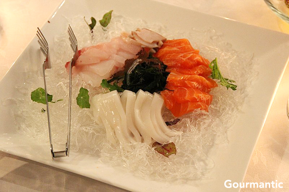 Seasonal Hwae - Korean Style Sashimi