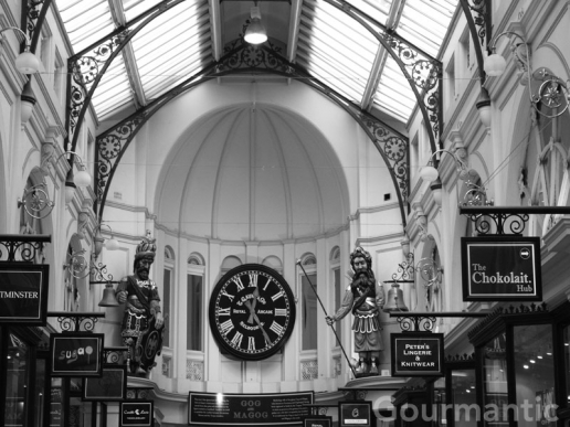 Melbourne - Royal Arcade