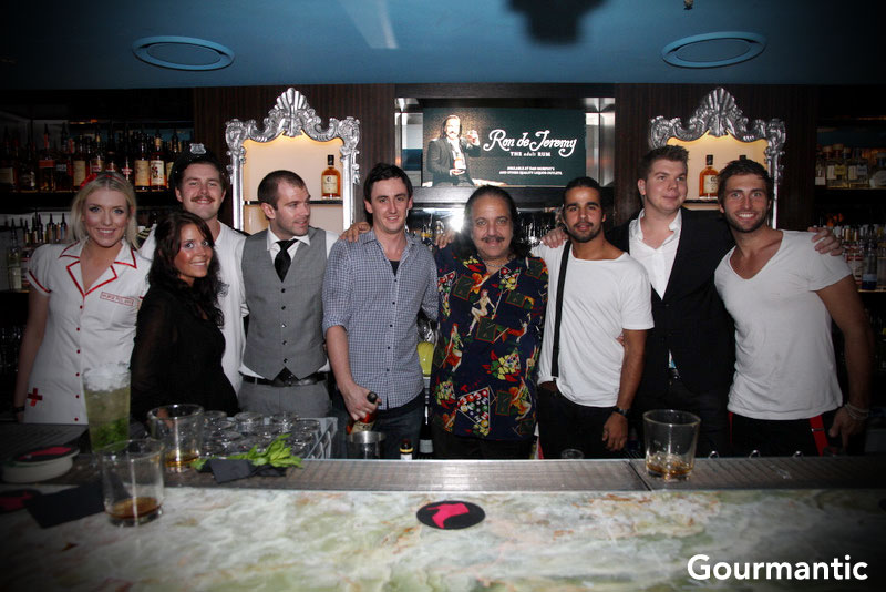Ron de Jeremy Rum Launch