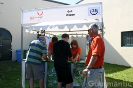 Golf Orange - Taste Orange Bondi 2009