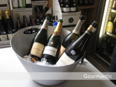 Ultimo Wine Centre Champagne tasting - Brillecart Salmon Demi Sec, among Bollinger and Jacquesson NV #733, UWC