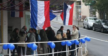 La Gerbe d'Or, Paddington - Bastille Day 2009