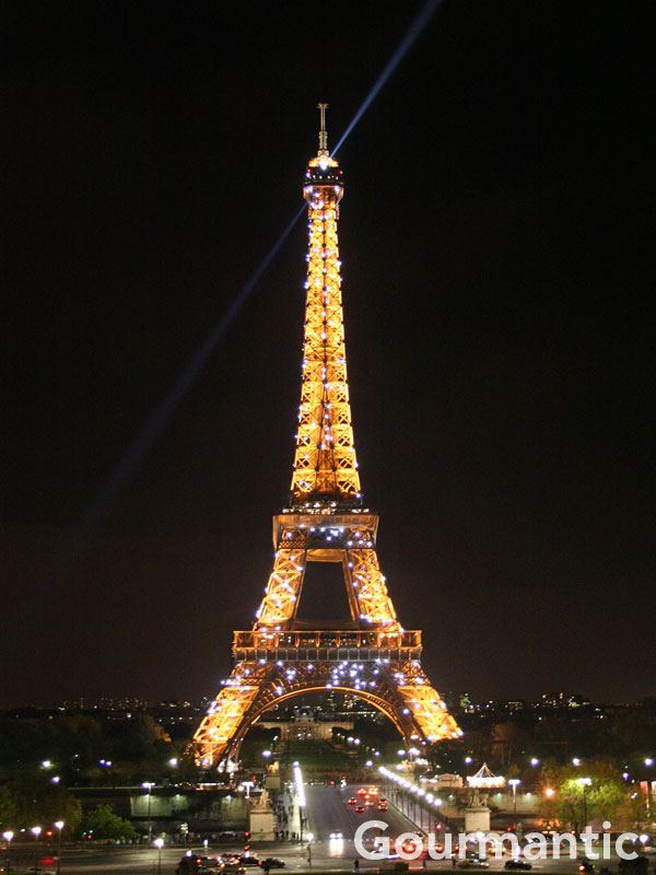 Eiffel Tower 120 Anniversary
