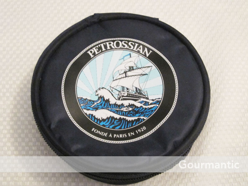 Caviar Petrossian Paris