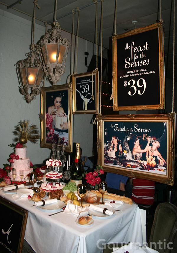 Merivale Feast for the Senses Launch Party