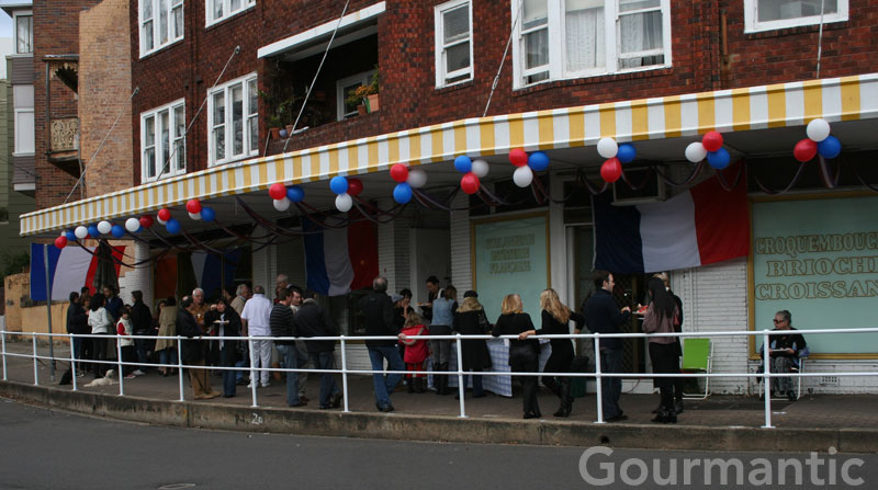 Bastille Day Celebrations - La Gerbe d'Or, Paddington
