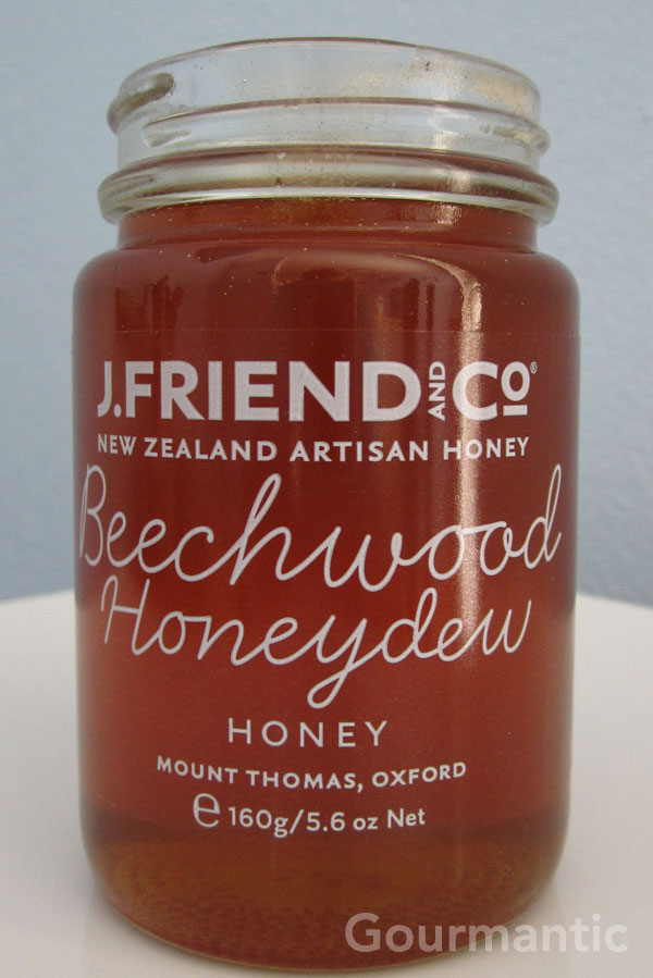 J Friend and Co Beechwood Honey