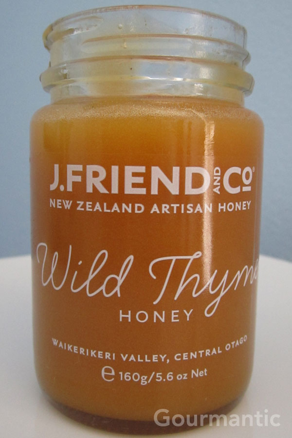 J Friend and Co Wild Thyme Honey