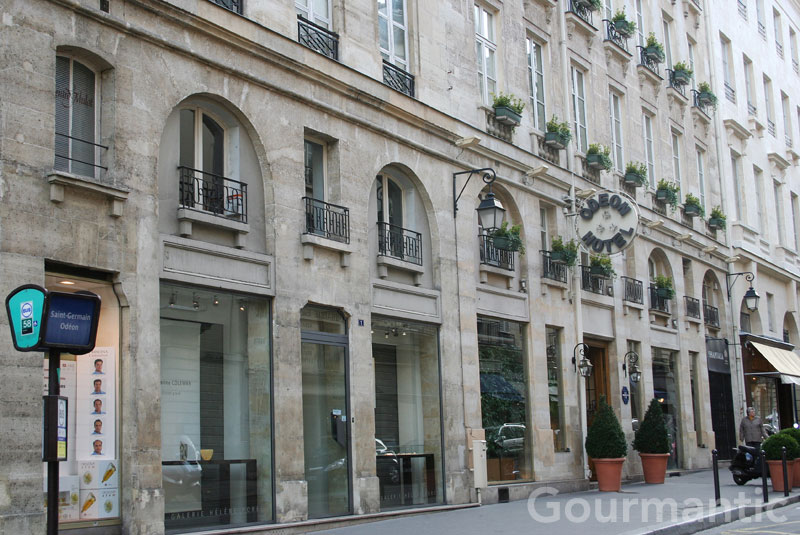 Od on h tel review paris for Paris hotel address