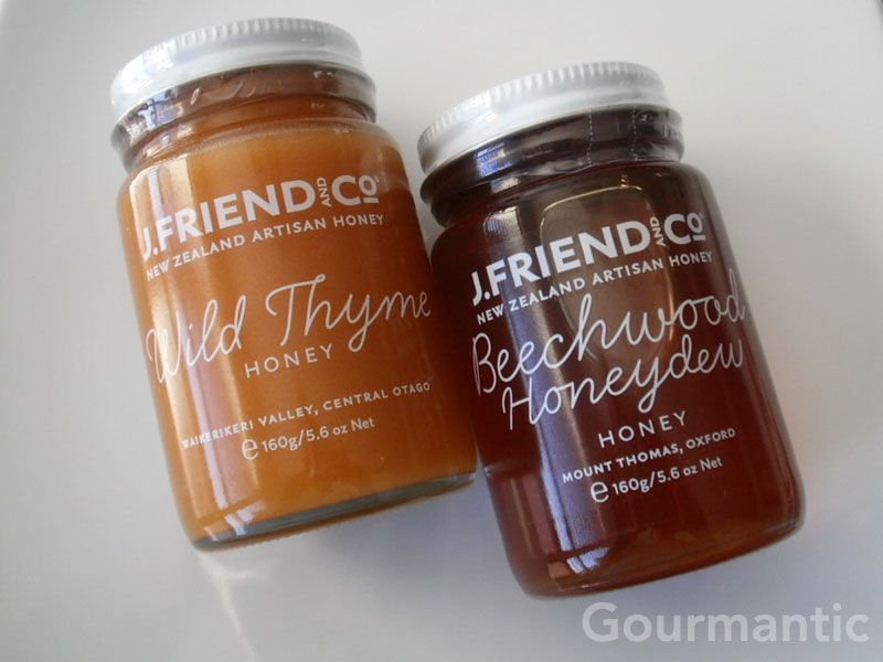 J Friend and Co Honey