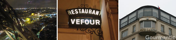 Where to Eat in Paris Restaurants and Bistro