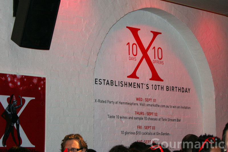 Establishment 10th Birthday Party