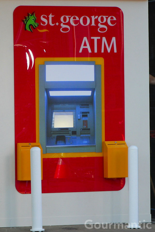 St George ATM Clovelly