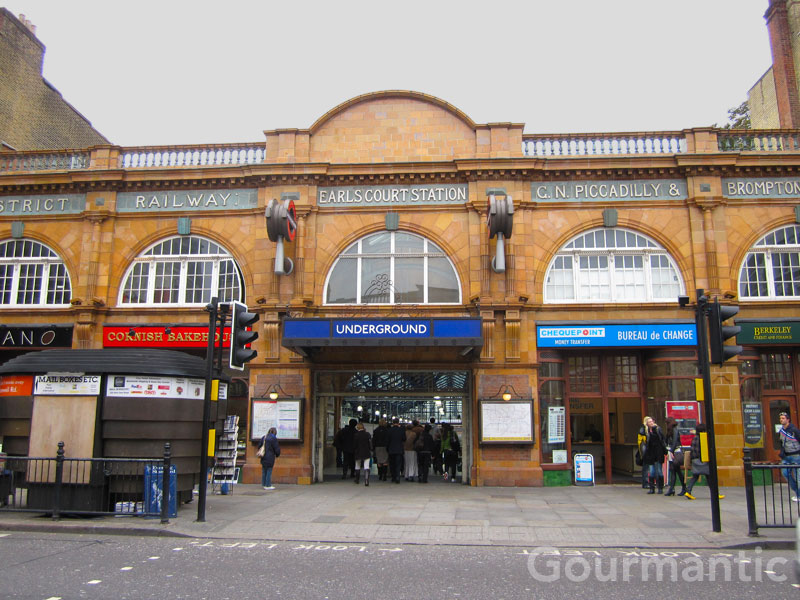 Earl's Court Station – London
