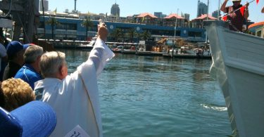 Blessing of the Fleet Sydney Fish Markets