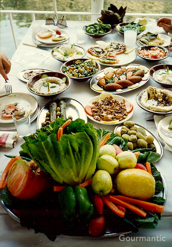 Mezze What to Eat in Aleppo Syria: A Food and Drink Guide