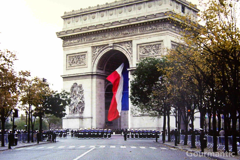 Armistice Day Paris