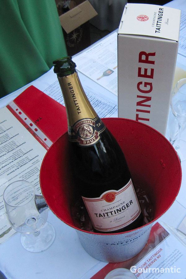 Annual Champagne Tasting at Ultimo Wine Centre 2010