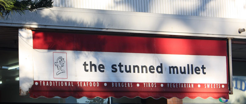 The Stunned Mullet Adelaide
