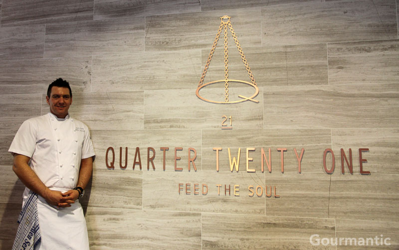 Quarter Twenty One Westfield Sydney