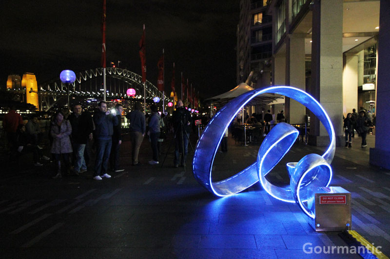 Vivid Sydney 2011: Light Sculptures