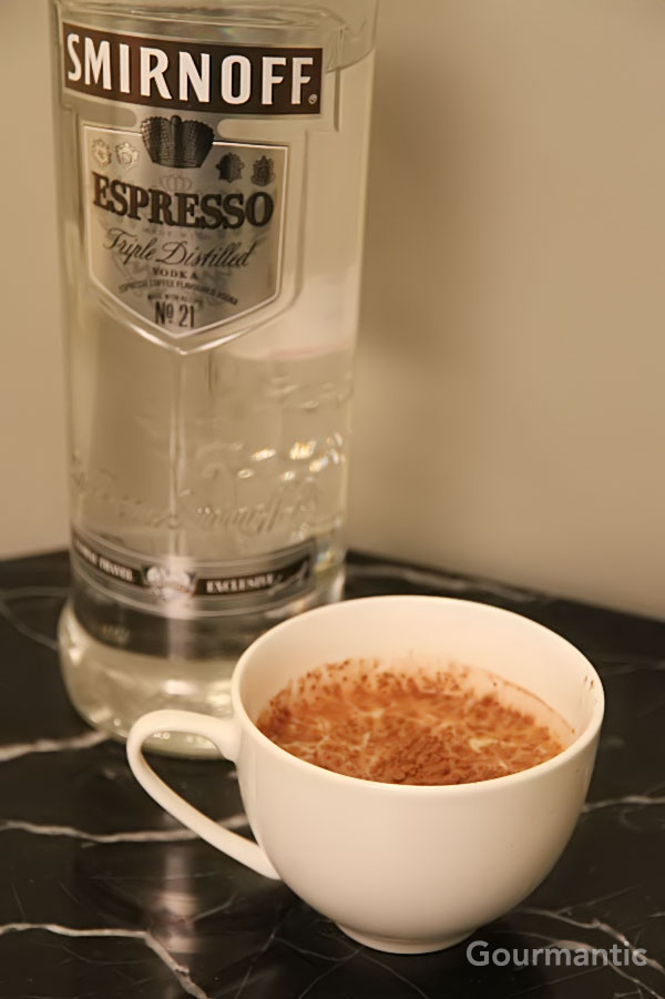Smirnoff Espresso Pop Up Bar Masterclass