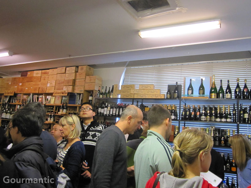 Ultimo Wine Centre French Wine Fair