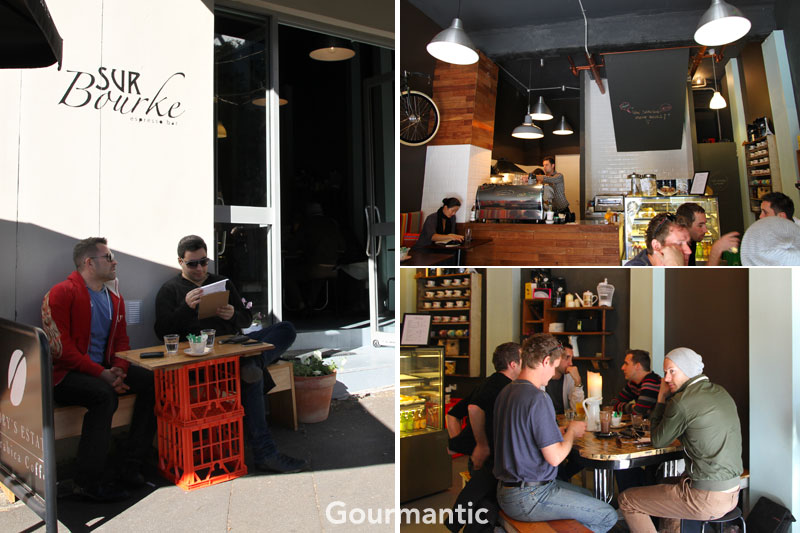 SurBourke Espresso Bar Darlinghurst
