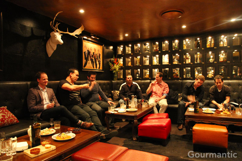 The Singleton of Glen Ord Tasting at Eau-de-Vie Bar