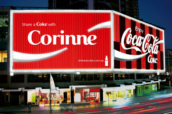 Share a Coke with Corinne