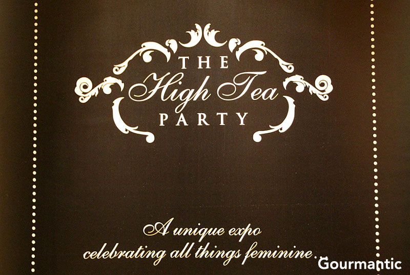 High Tea Party and Galliano Lounge
