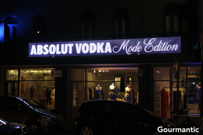 ABSOLUT MODE Launch Party