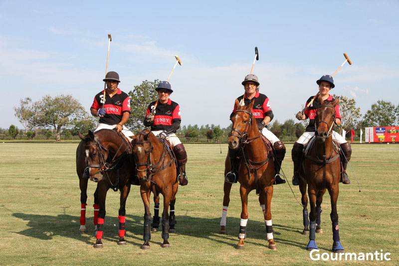 Royal Salute Whisky & Polo Gold Cup Final