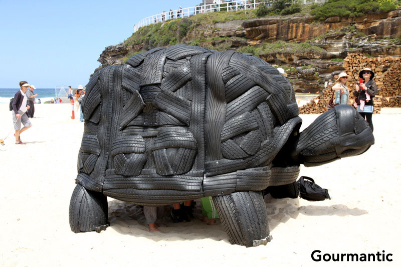 Sculpture by the Sea 2011