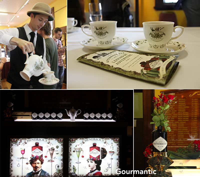 The Adventurists and Hendrick's Gin: Afternoon Tea with Jon Muir