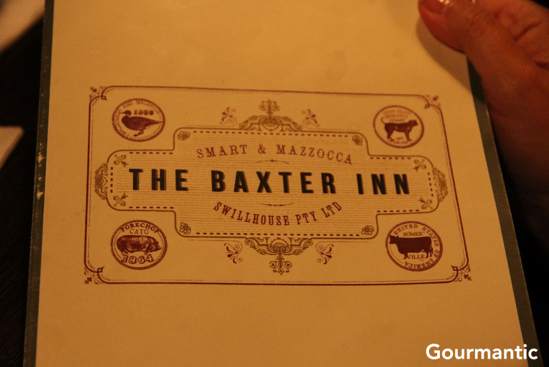 The Baxter Inn