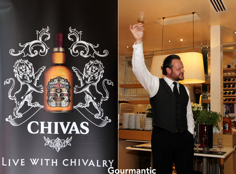 Chivas Regal - James Buntin