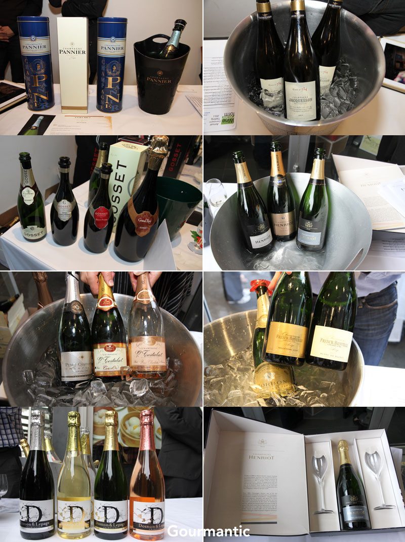 Annual Champagne Tasting