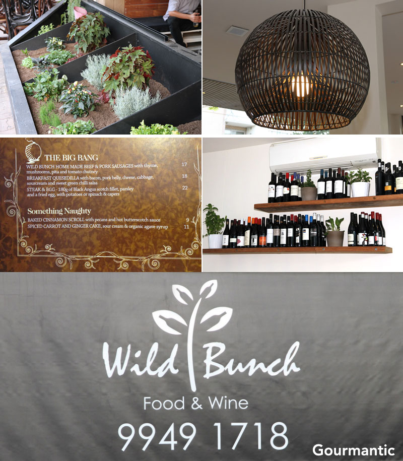 Wild Bunch Food & Wine Seaforth