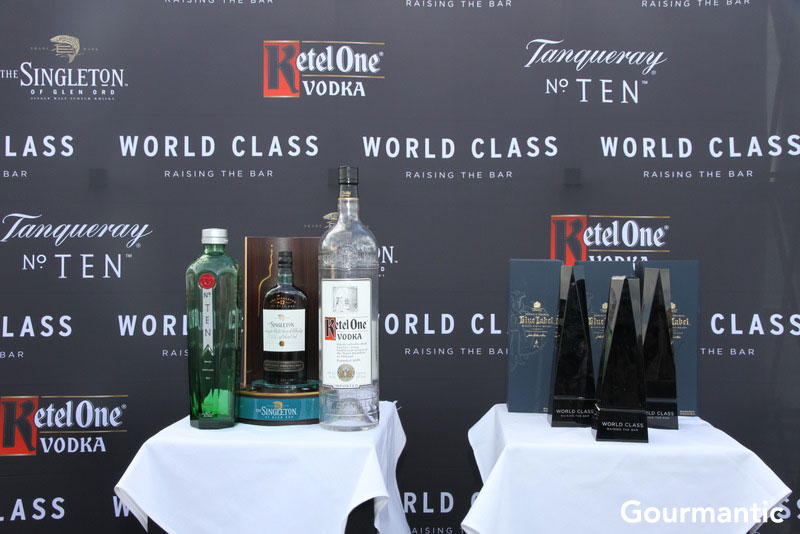 World Class Cocktail Semi-Finals