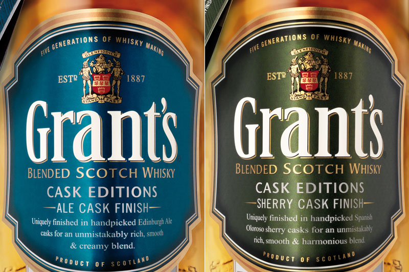 Grant's Cask Editions