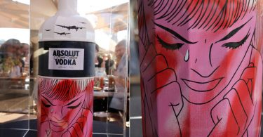 ABSOLUT aMBUSH Art