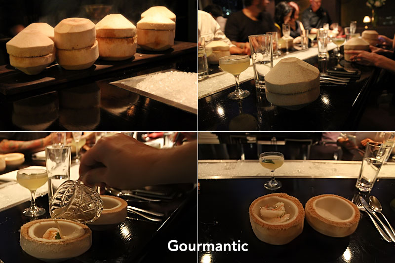 The Roosevelt Degustation