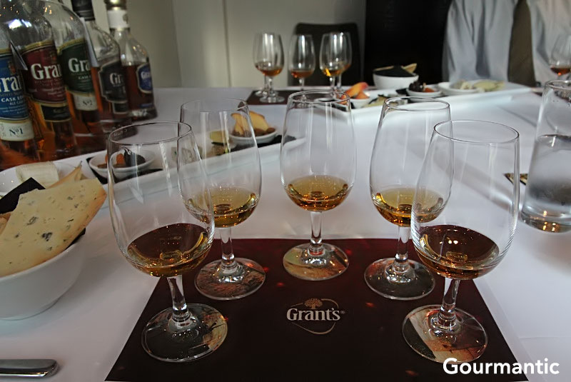 Grant's Whisky 12 Year Old Launch