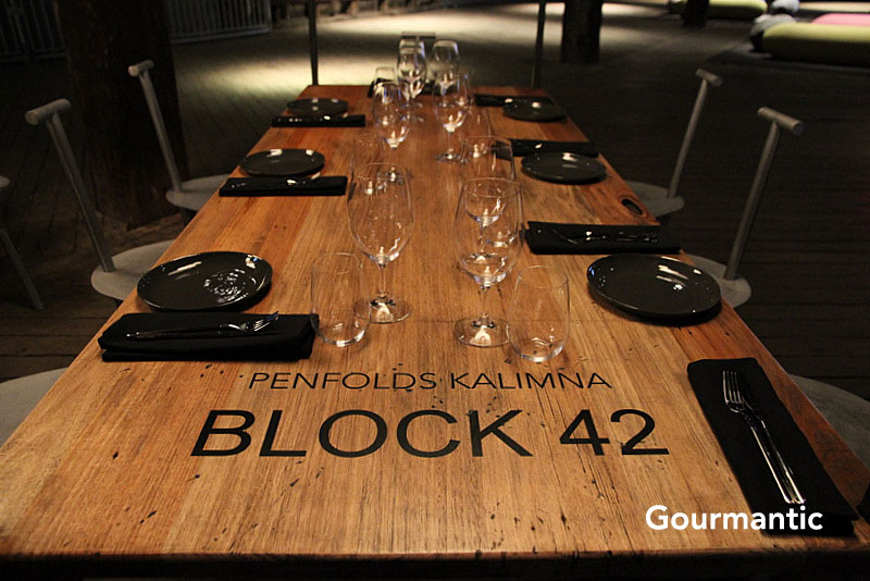 The BLOCKS: Penfolds Art and Wine  (6)