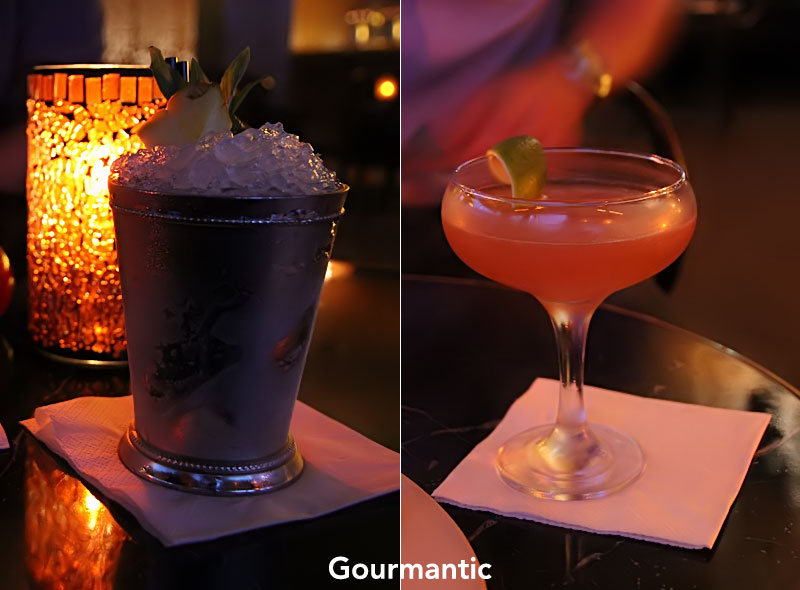Cocktails at theloft