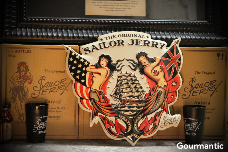 Hori Smoku - Sailor Jerry